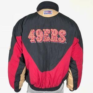 Vintage Reebok Pro Line San Francisco 49ers 50th